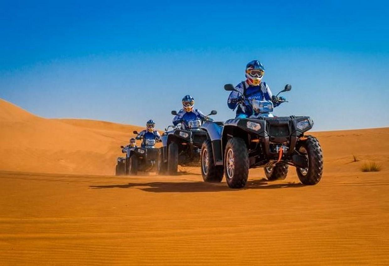 Desert Dunes Safari - Quad Bike 2