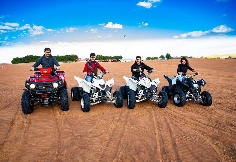 Desert Dunes Safari - Quad Bike 1