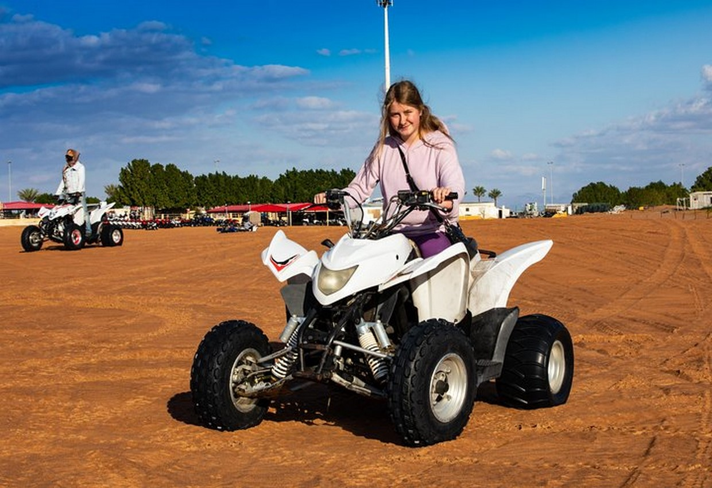 Desert Dunes Safari - Quad Bike 8