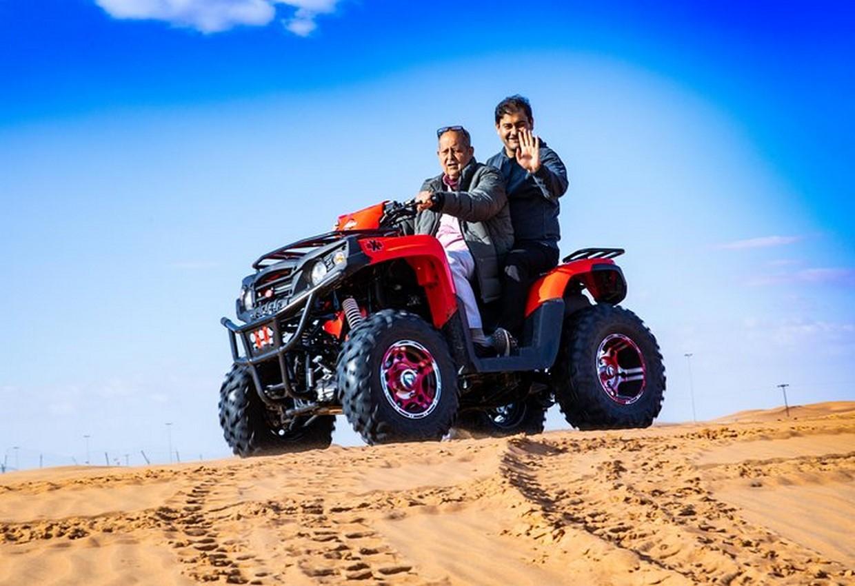 Desert Dunes Safari - Quad Bike 9