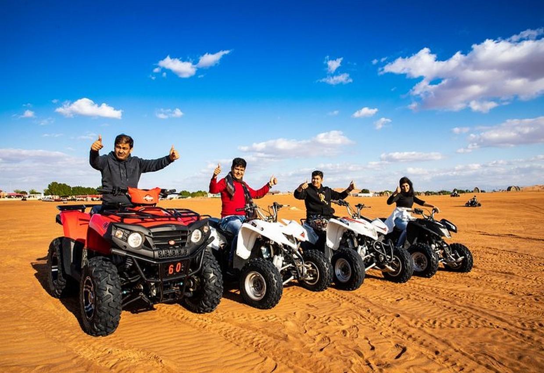 Desert Dunes Safari - Quad Bike 10