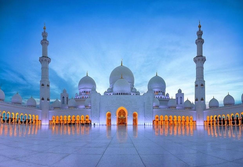 Abu Dhabi City Tour 1