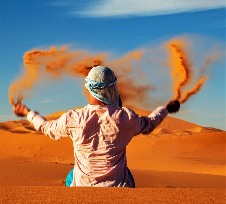 Marrakech - Merzouga - Fes - Chefchaouen 1