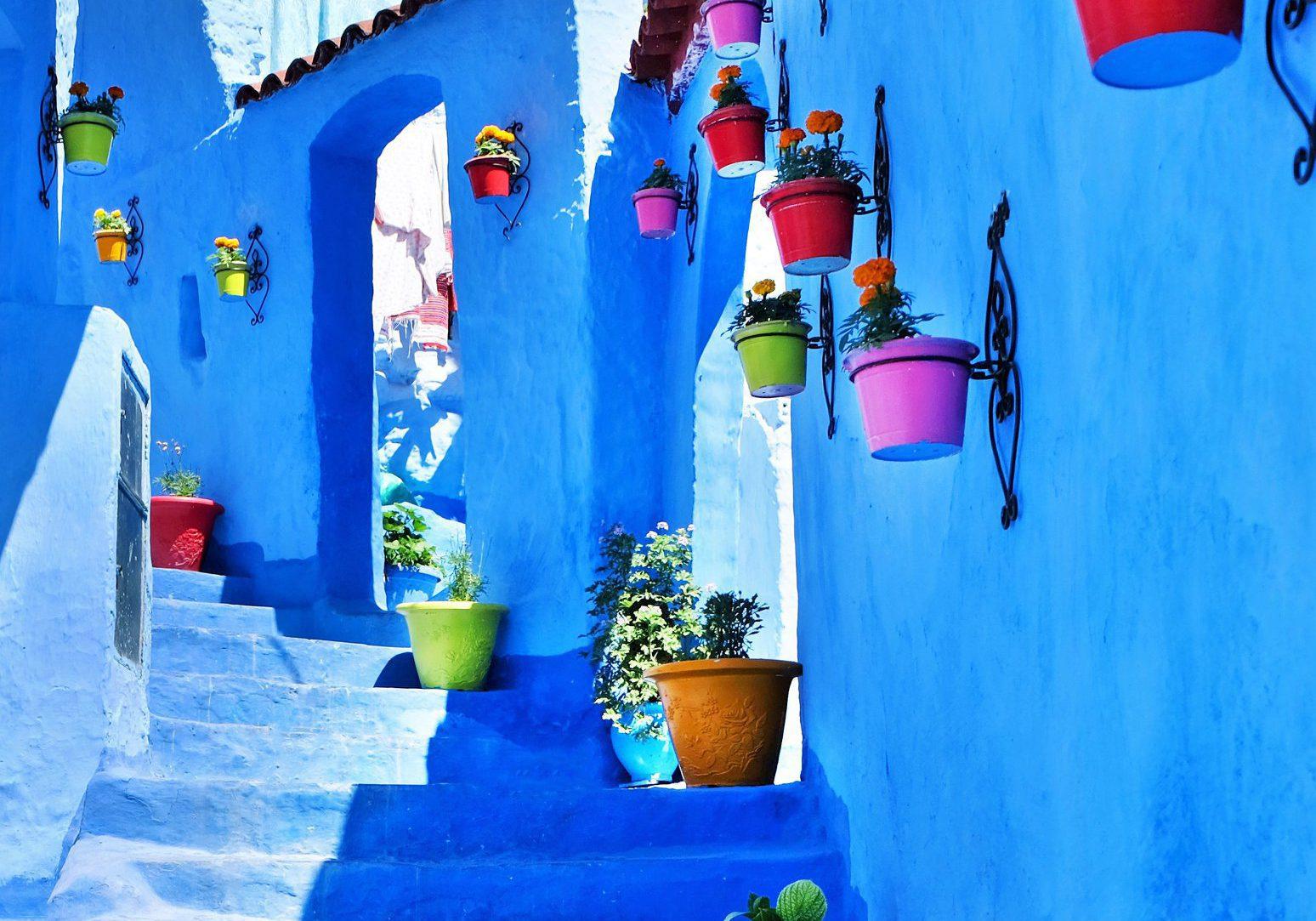 Marrakech - Merzouga - Fes - Chefchaouen 7