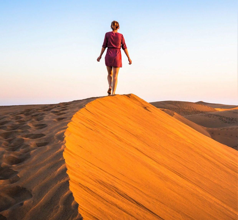 Sahara Desert Photo Tour 1