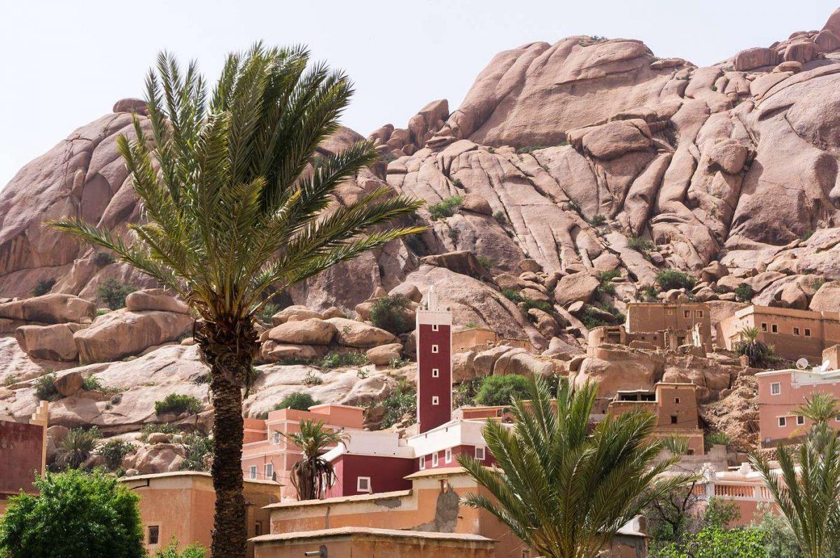 Marrakech - Essaouira - Agadir - Tafraout 1