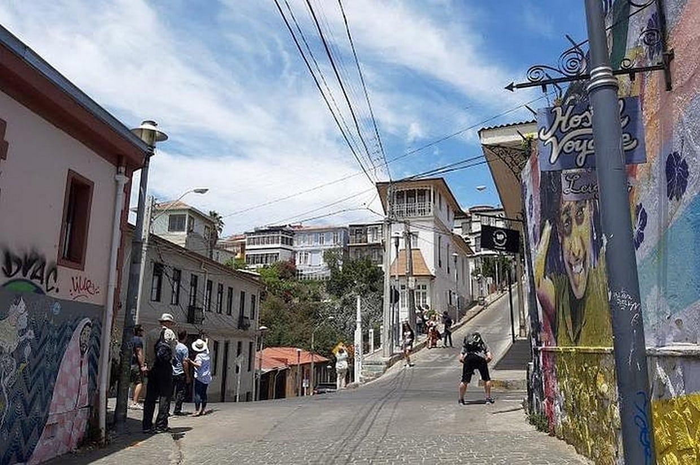 Santiago City Tour - Valparaiso - Viña Del Mar 3