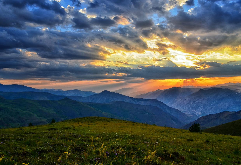 Black Sea Highlands