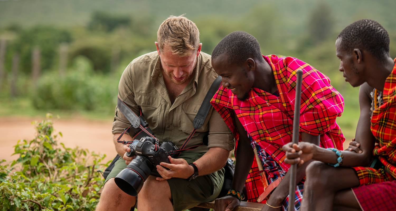 The Journey to Tanzania Wildebeests 7