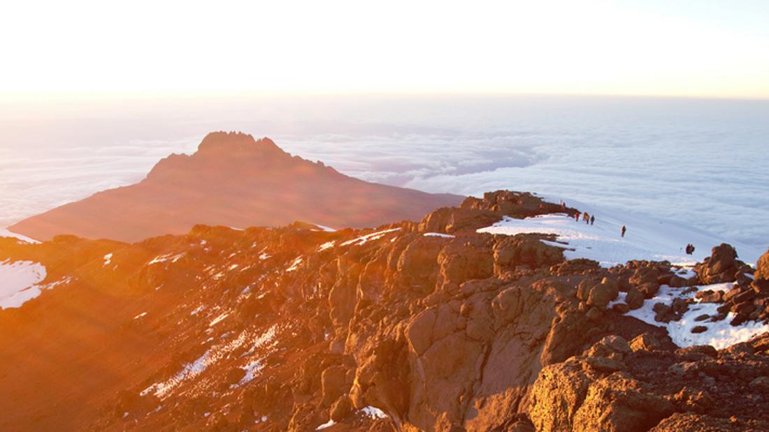 7 Days Kilimanjaro Climb - Marangu Route 1