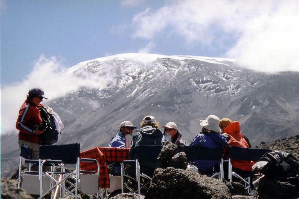 10 Day Kilimanjaro Climb - Lemosho Route 4