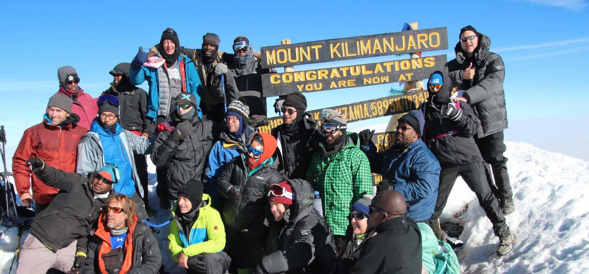 10 Day Kilimanjaro Climb - Lemosho Route 2