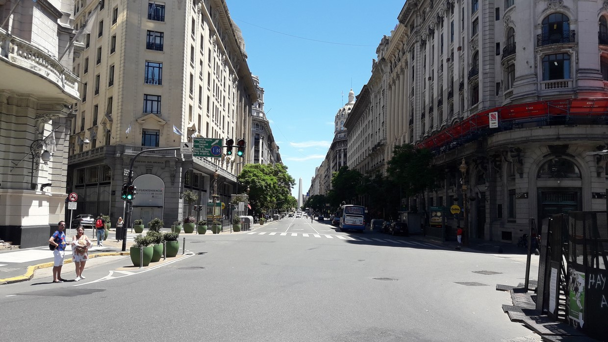 The Beauties of Buenos Aires 7