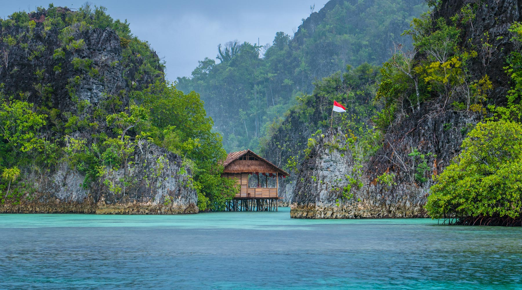 Raja Ampat in Indonesia 1