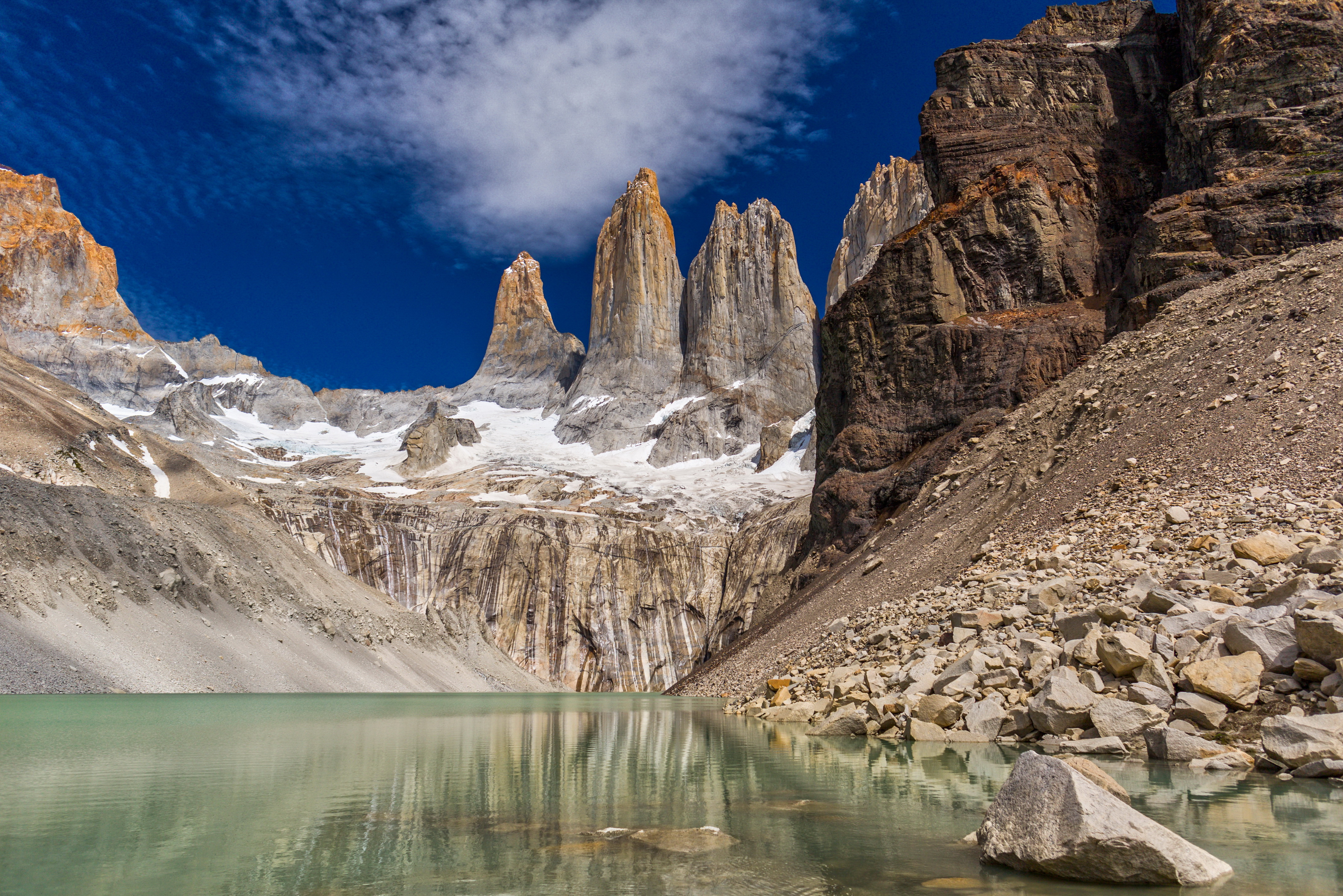 Chilean Patagonia program 1