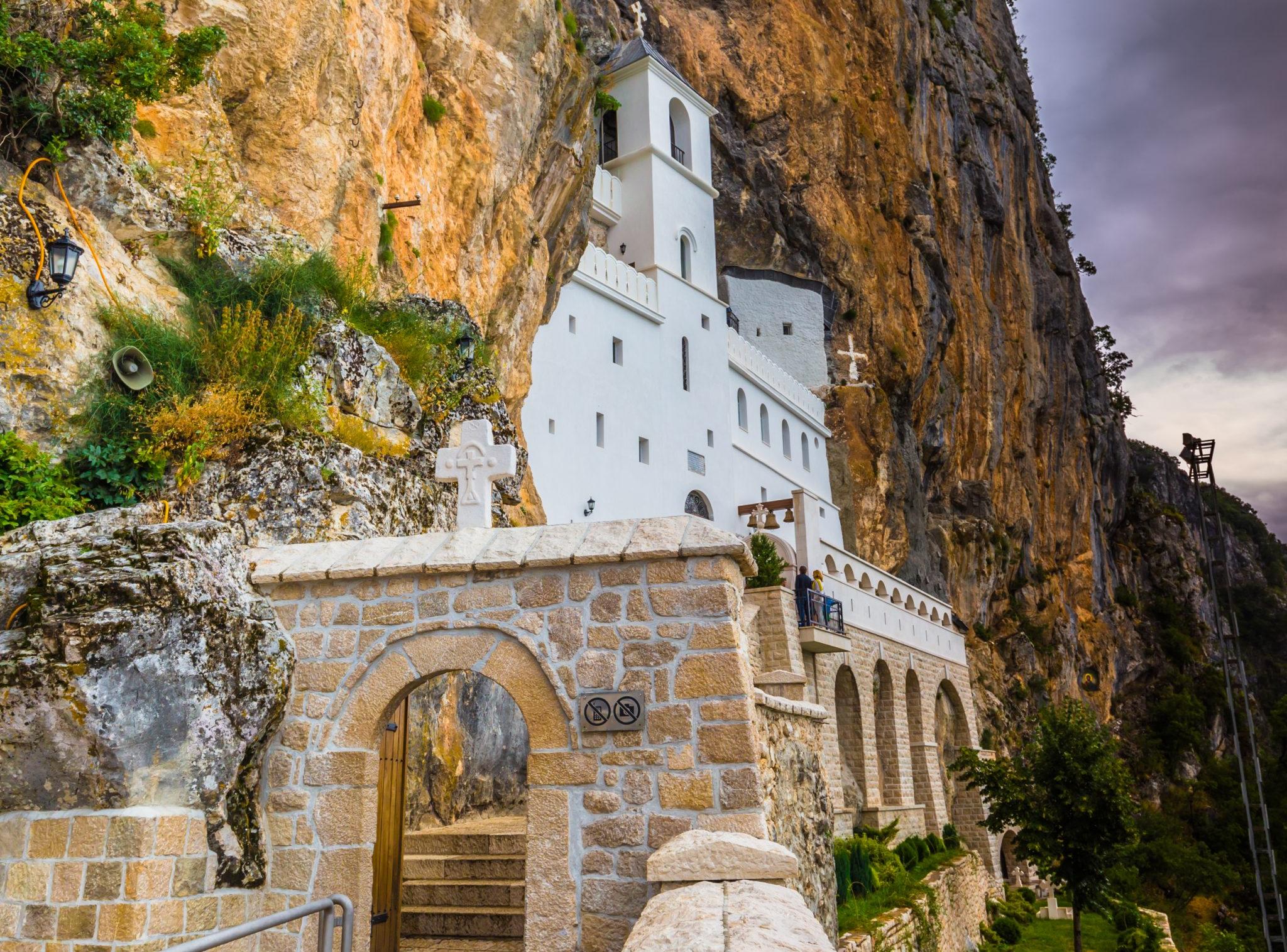 Montenegro Monastery Tour 1