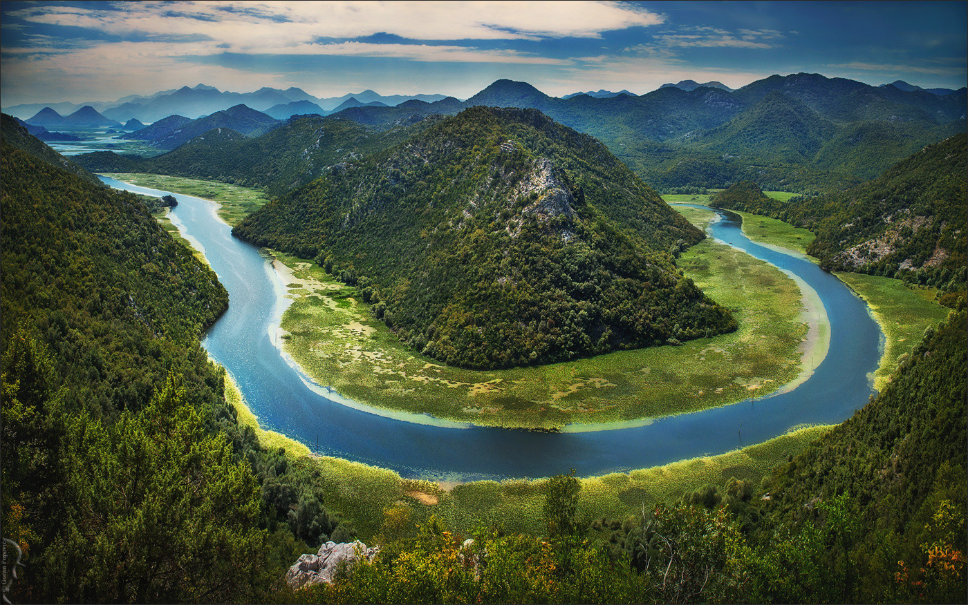 Skadar Lake National Park and old Montenegro Tour 5