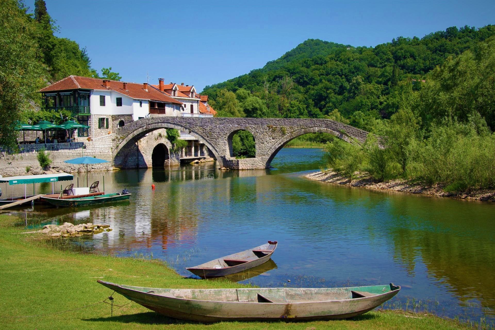 Skadar Lake National Park and old Montenegro Tour 6