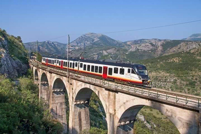 Montenegro Tour by Train 1