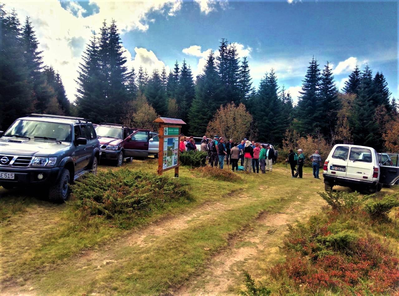 The Ring of Bjelasica Jeep Safari Tour 2