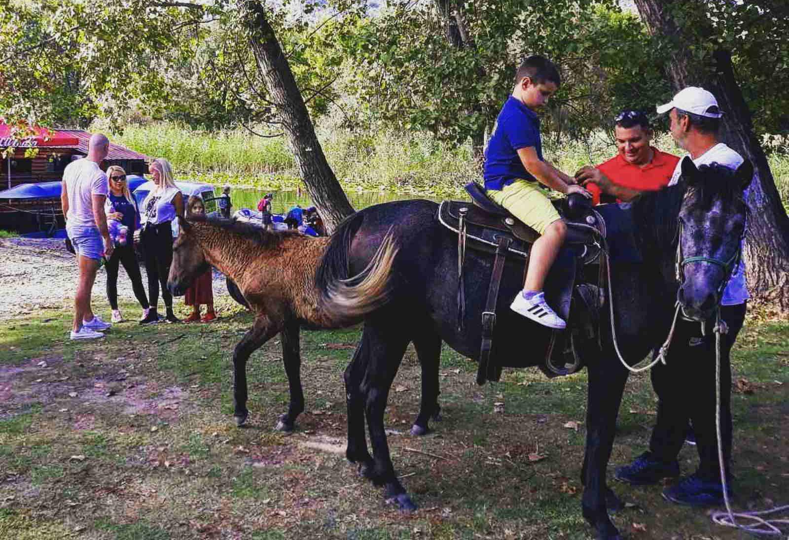 Žabljak Crnojevića Horse Riding Tour 1