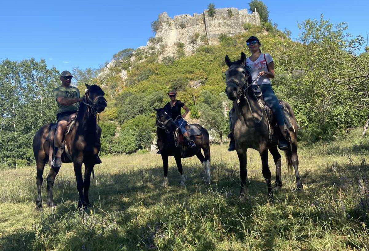 Žabljak Crnojevića Horse Riding Tour 3