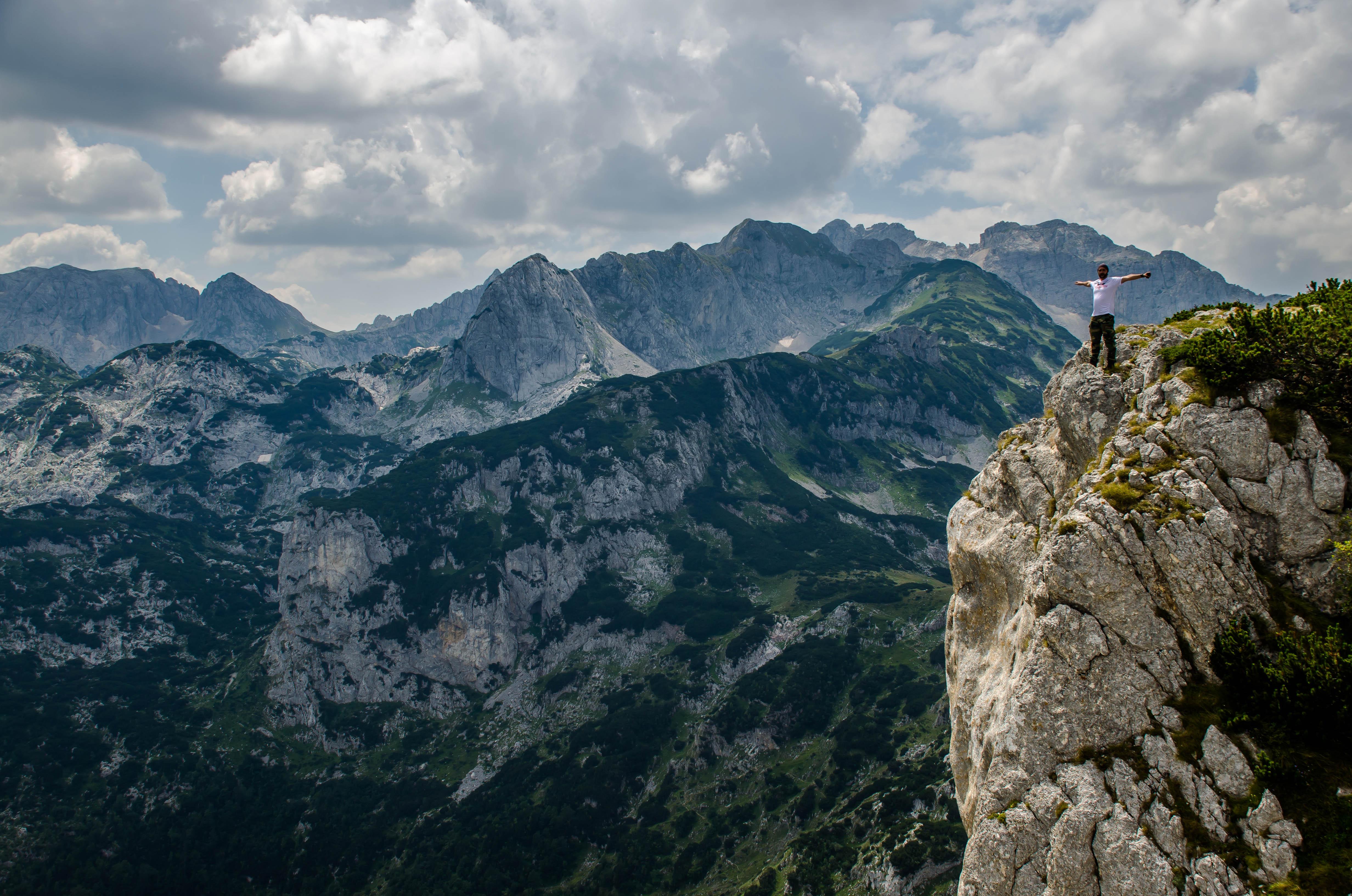 Durmitor - Bobotov Kuk Hiking Tour 1