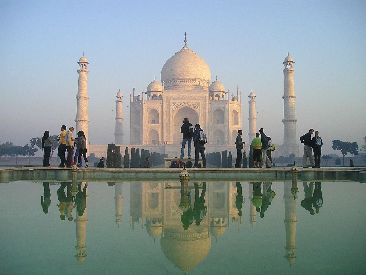 5 Days Golden Triangle Tour With Train 6