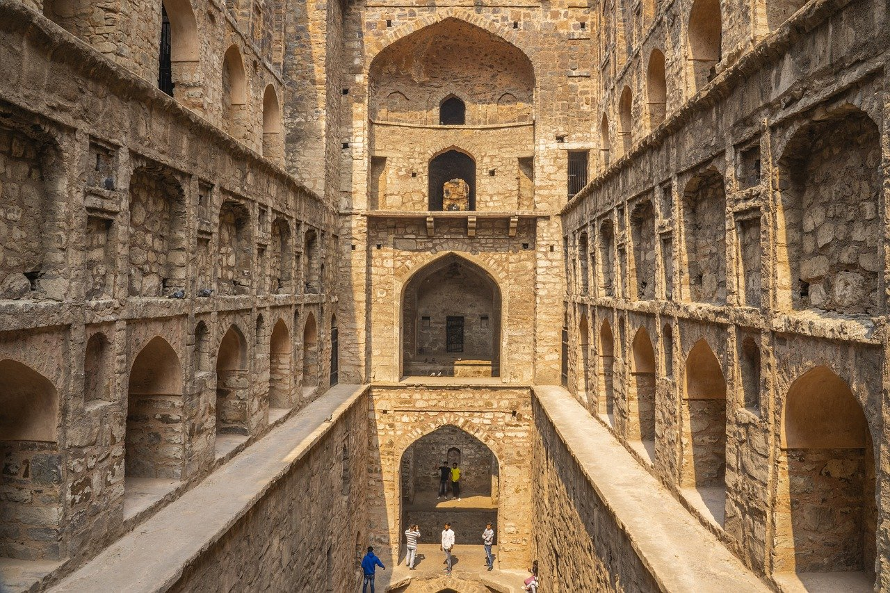 Golden Triangle Tour to Delhi Agra Jaipur 5