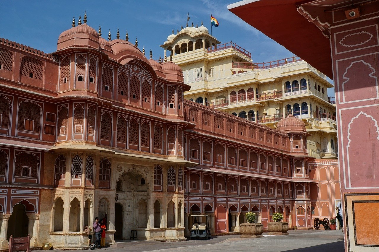 5 Days Golden Triangle Tour With Train 2