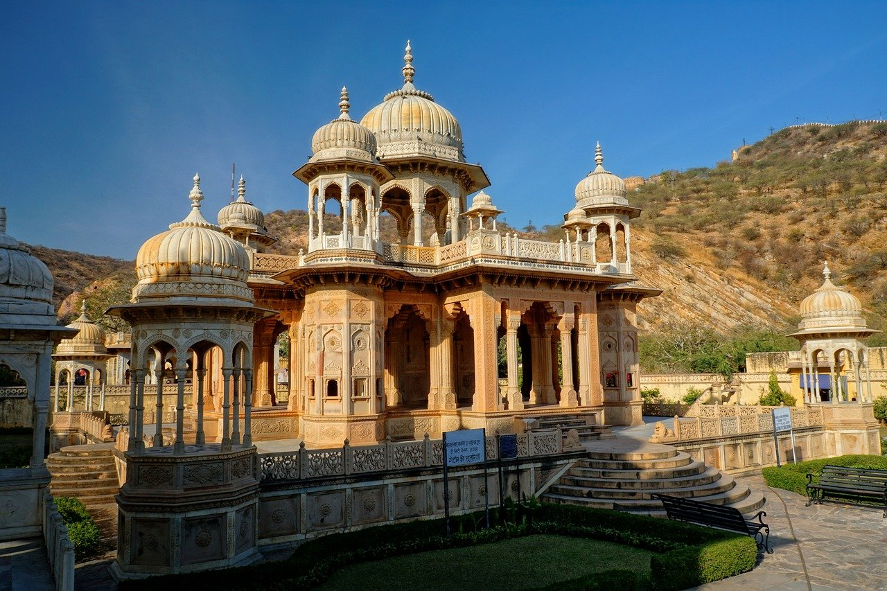 Golden Triangle Tour to Delhi Agra Jaipur 2