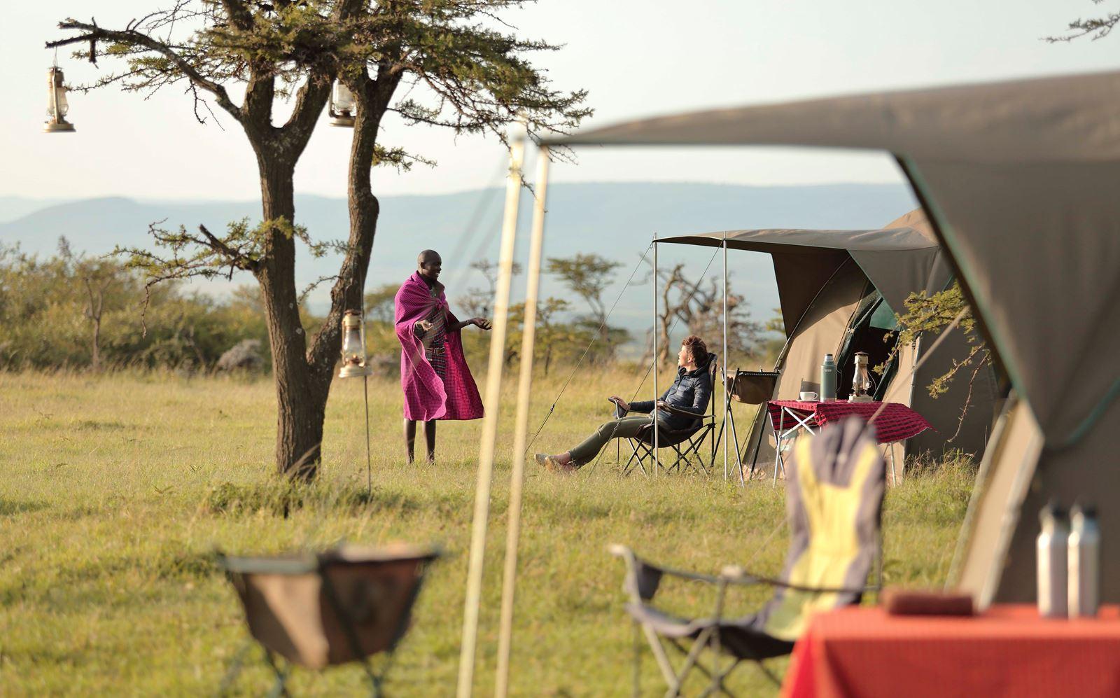 Tanzania Camping Safari To Serengeti and the Ngorongoro Crater 3