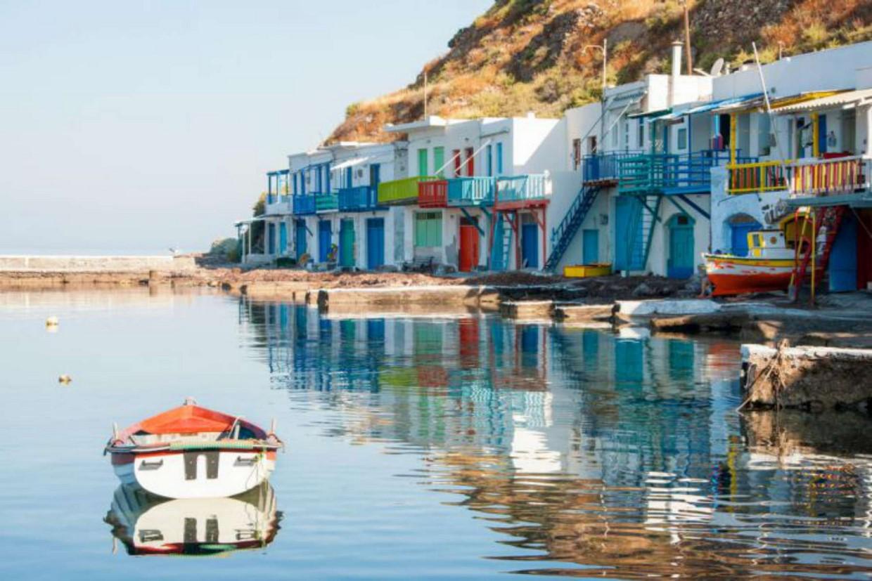13 Day Trip to Athens, Milos, Folegandros & Santorini 1