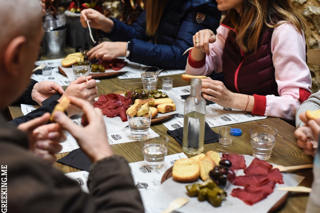 Greece for Foodies - Trip to Athens, Peloponnese & Crete 1