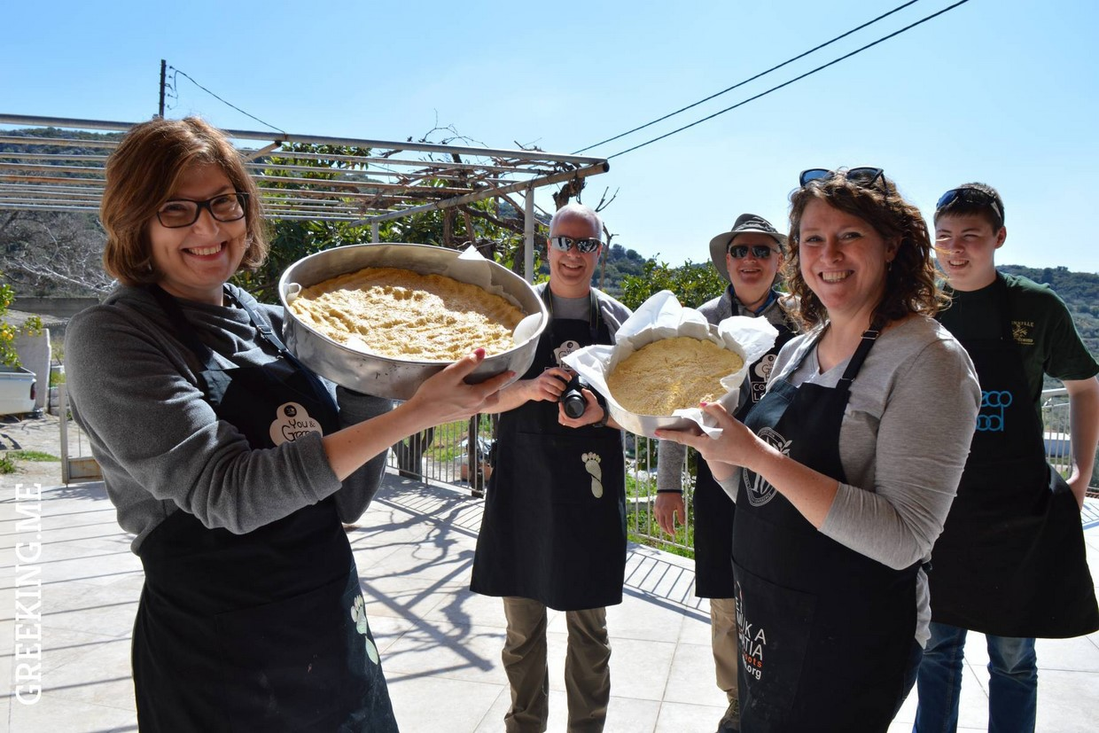 Greece for Foodies - Trip to Athens, Peloponnese & Crete 3