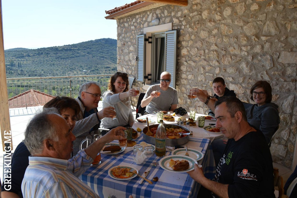 Greece for Foodies - Trip to Athens, Peloponnese & Crete 4