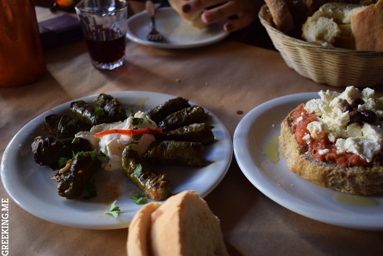 Greece for Foodies - Trip to Athens, Peloponnese & Crete 9