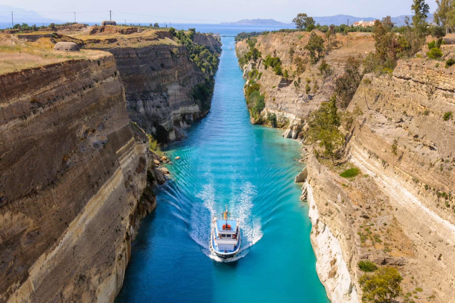 Argosaronic Escapade - Trip to Athens, Peloponnese, Spetses & Aegina 1