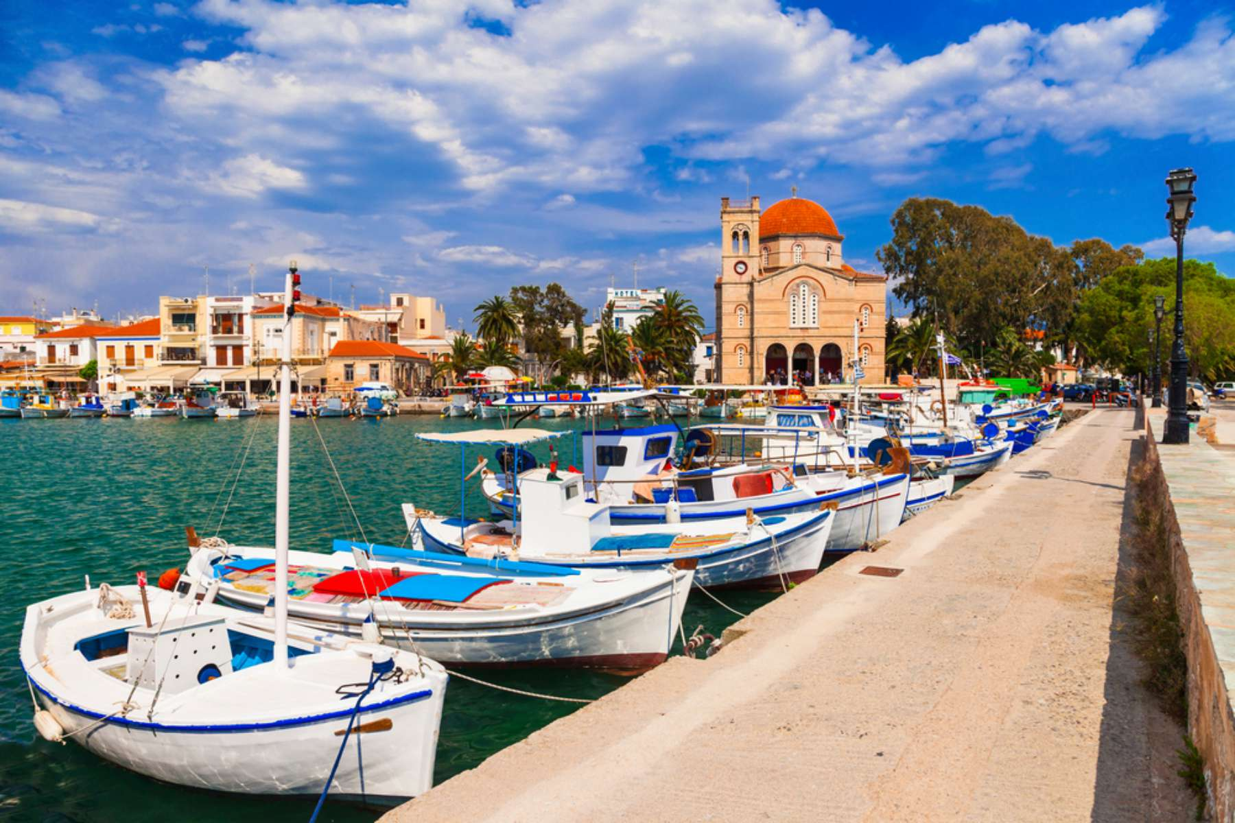 Argosaronic Escapade - Trip to Athens, Peloponnese, Spetses & Aegina 2