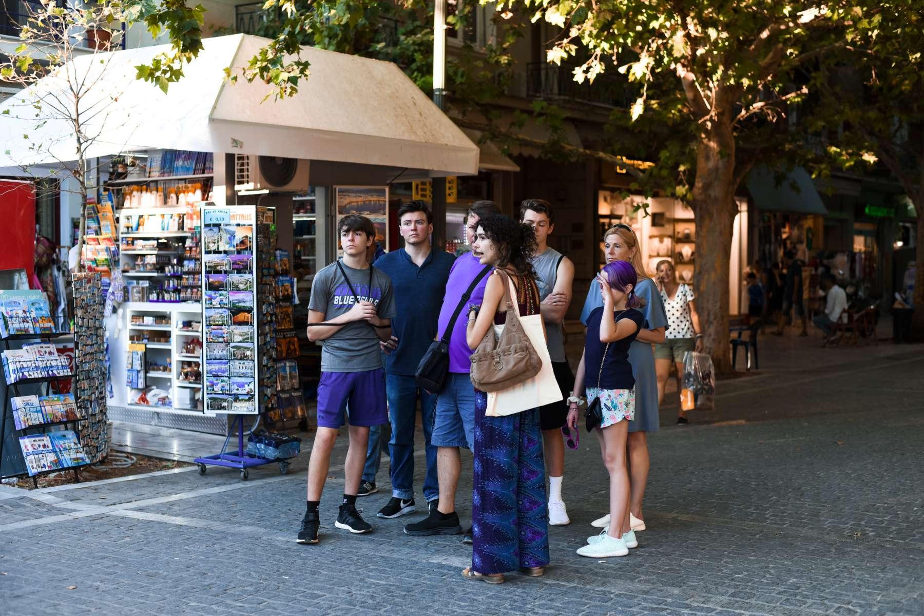 Argosaronic Escapade - Trip to Athens, Peloponnese, Spetses & Aegina 9