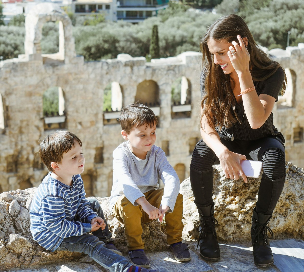Family Trip to Athens, Crete and Rhodes