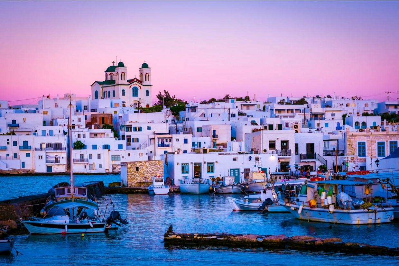 Family Trip to Athens, Paros and Naxos 3