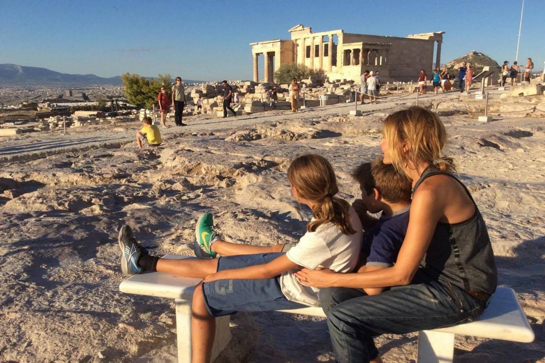 Family Trip to Athens, Paros and Naxos 4