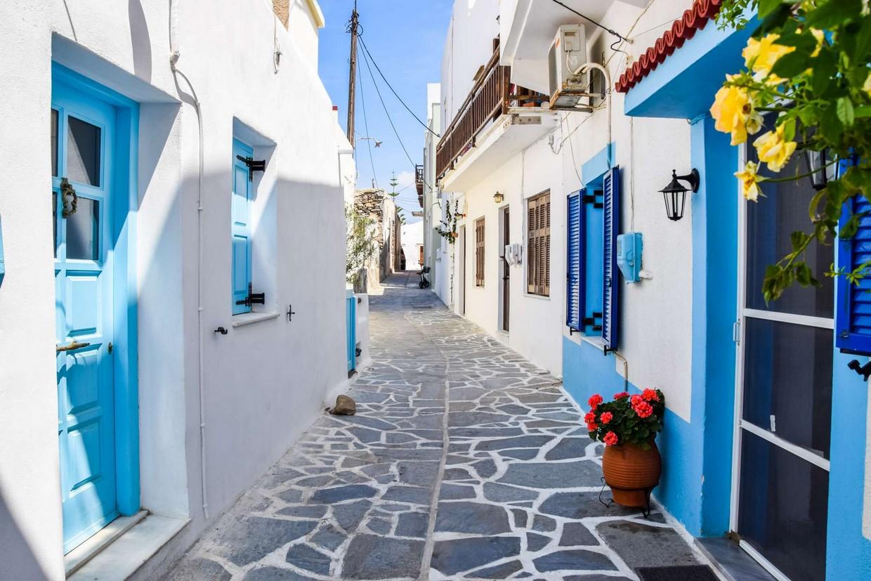 Family Trip to Athens, Paros and Naxos 1