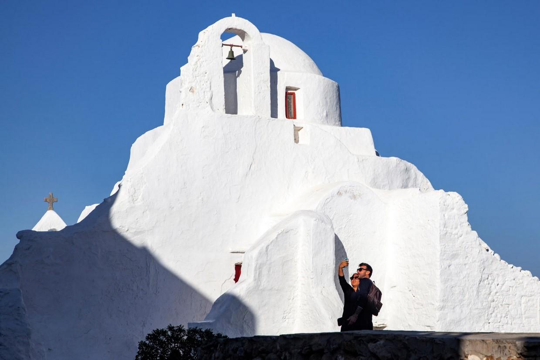 12 Day Family Trip to Athens, Tinos, Mykonos & Naxos 9