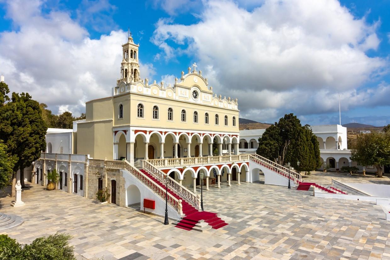 12 Day Family Trip to Athens, Tinos, Mykonos & Naxos 4