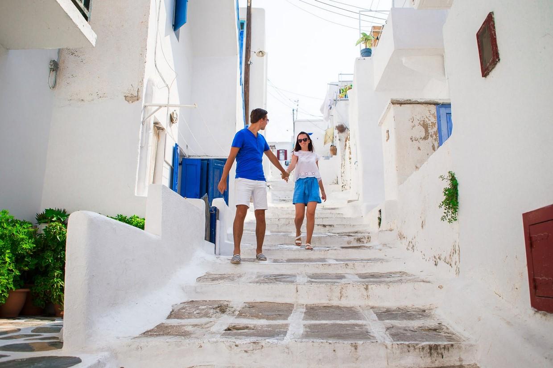 12 Day Family Trip to Athens, Tinos, Mykonos & Naxos 1