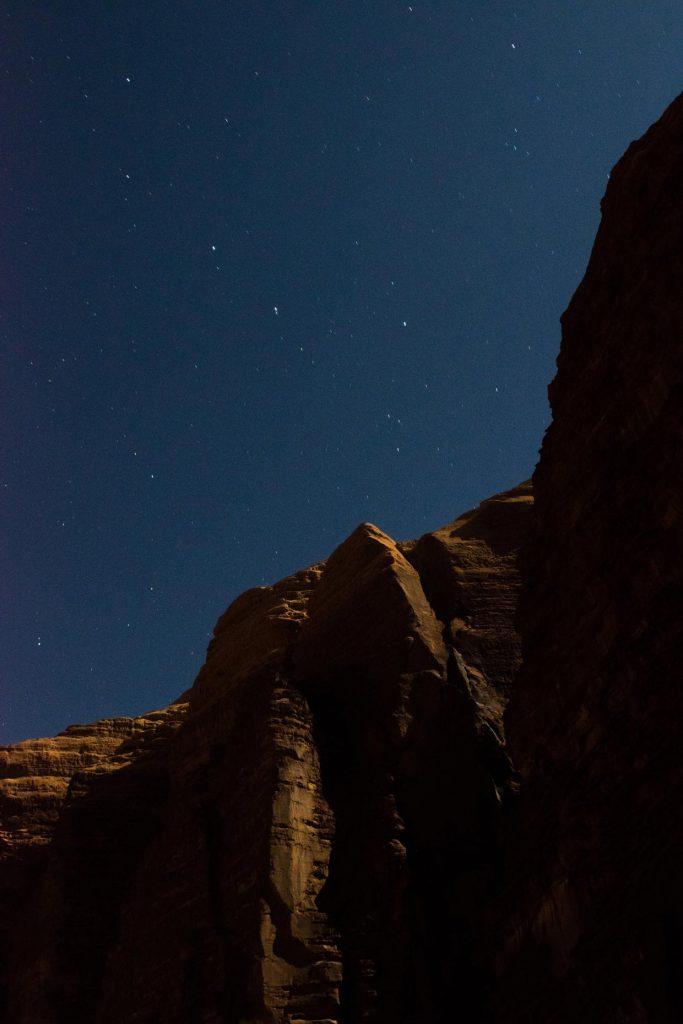 Wadi Rum Camping, Jordan