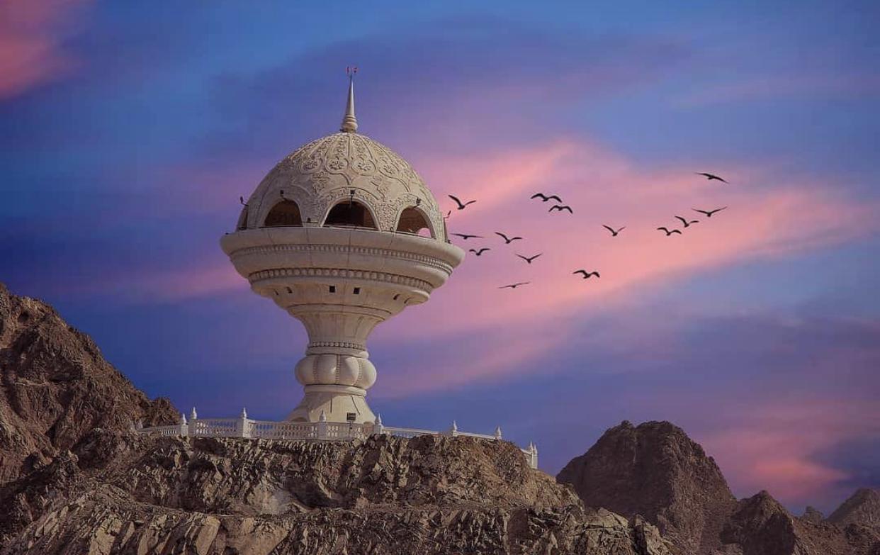 Muscat Tour - Oman 5