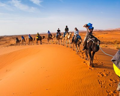 12 Days the best of Morocco
